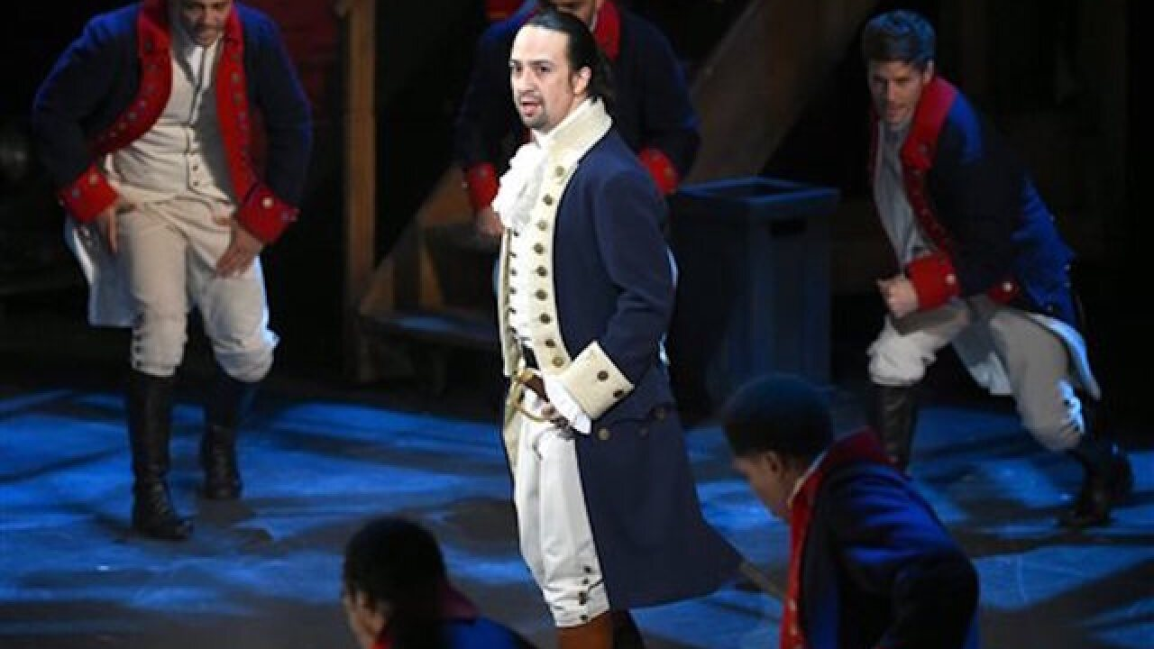 Lin-Manuel Miranda to leave 'Hamilton' on July 9