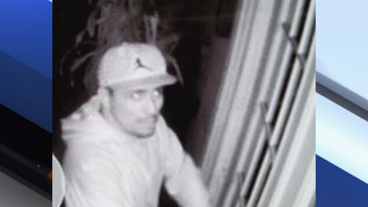 Detectives look for Carrollwood burglary suspect