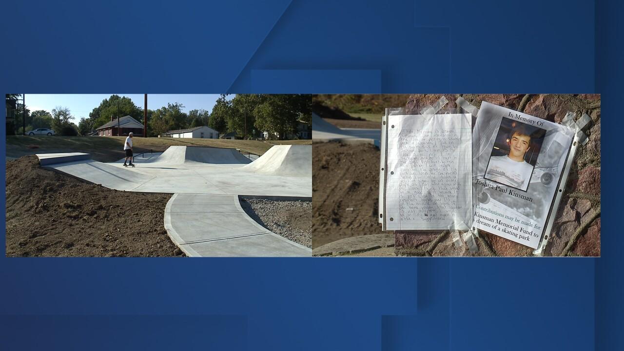 Atchison Skate Park