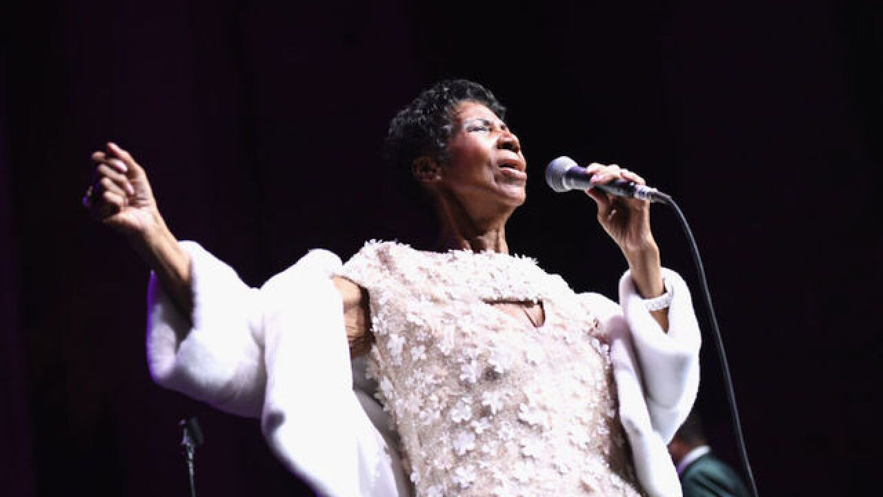 View the official program for Aretha Franklin's funeral service on Friday