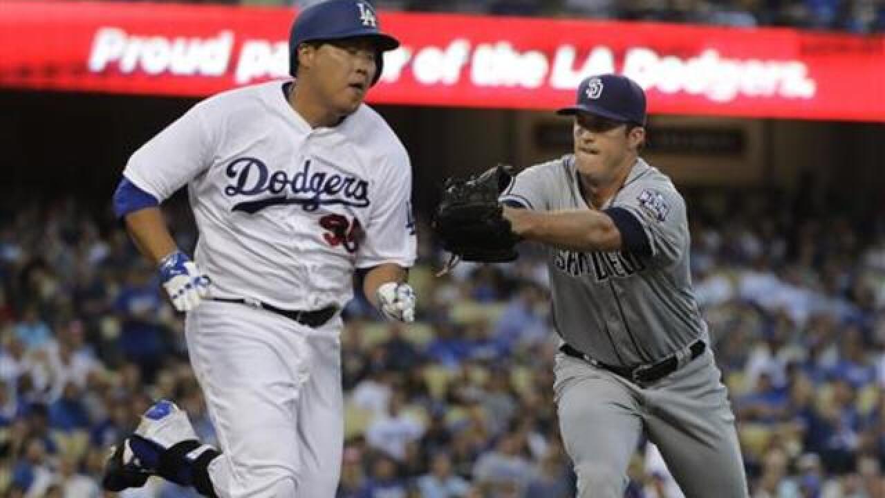 Padres' Drew Pomeranz joins MLB All-Star lineup