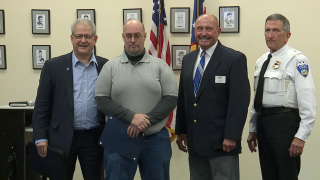 Summit County army veteran honored for role in saving mother and children from shooter