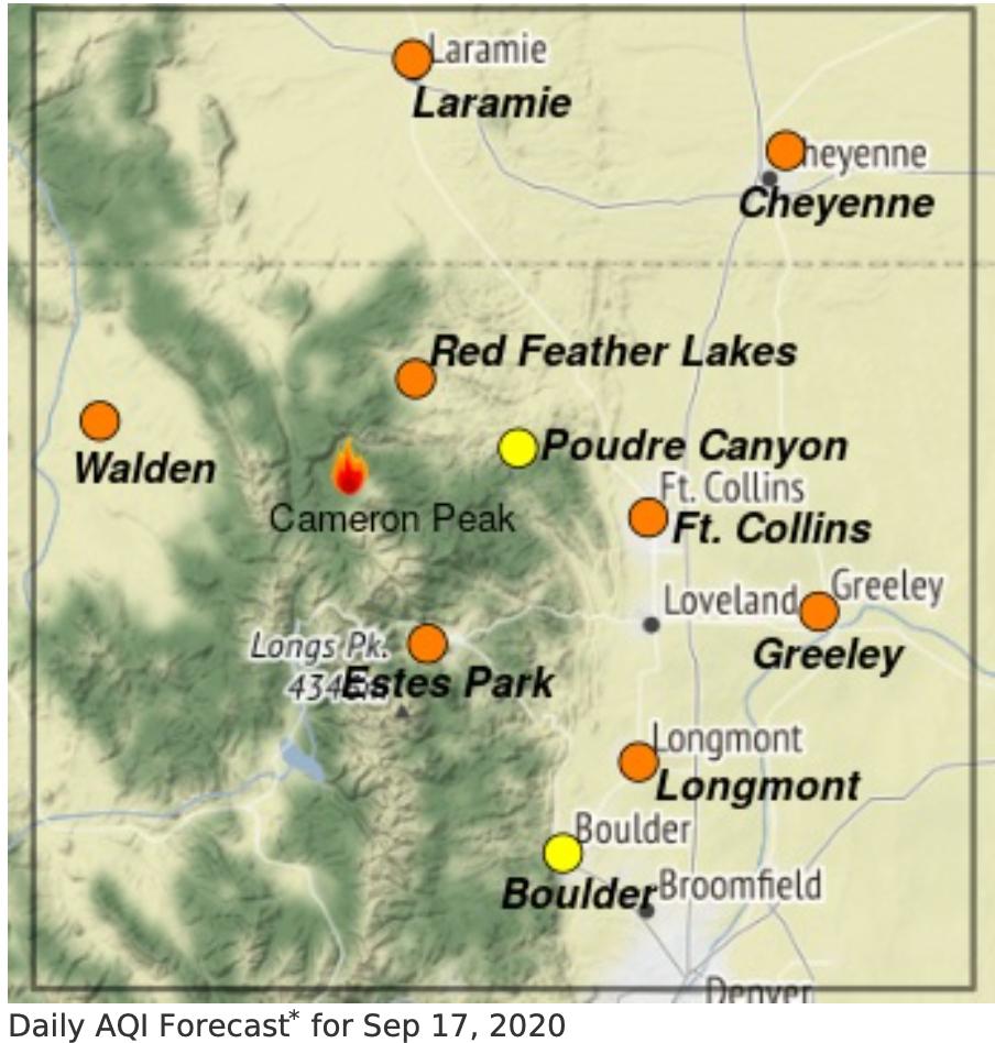 Cameron Peak Fire_air quality Sept 17 2020