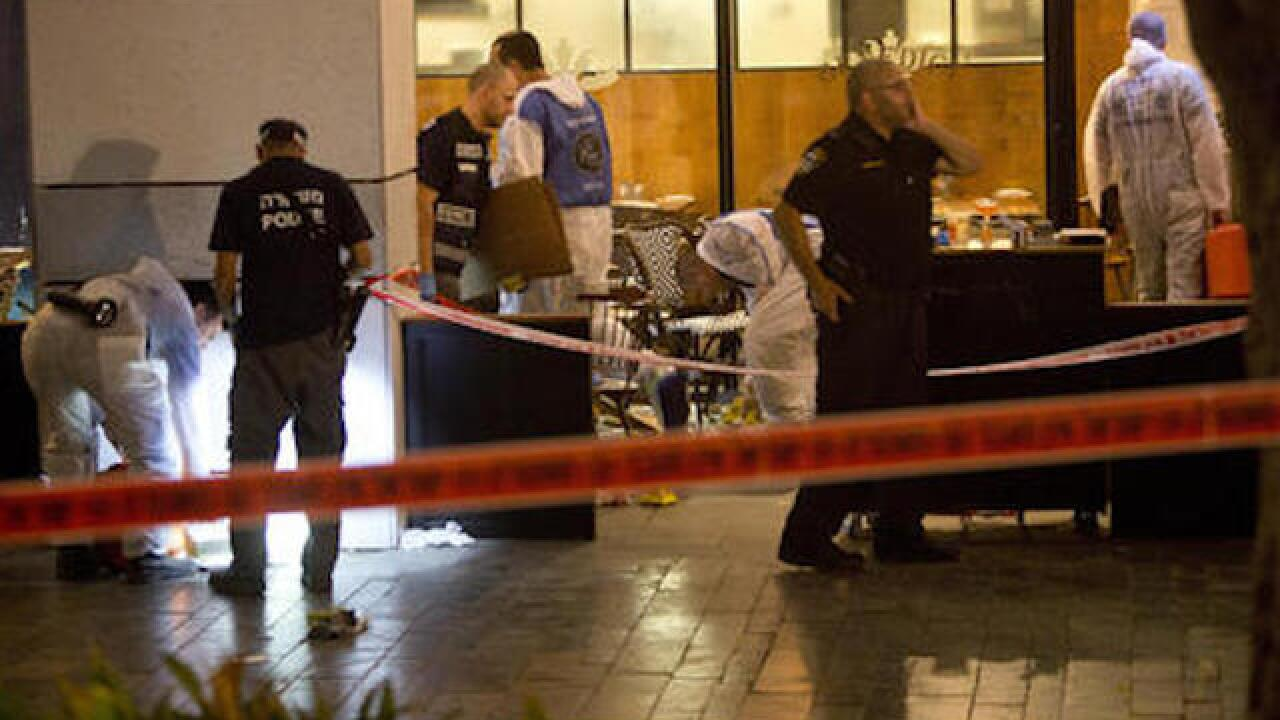 Israel to deploy more troops after shooting