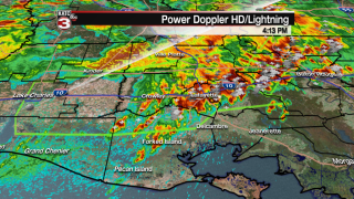 Flash Flood Warning for most of Acadiana