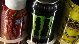 Study finds energy drinks can lead to serious health issues in young children