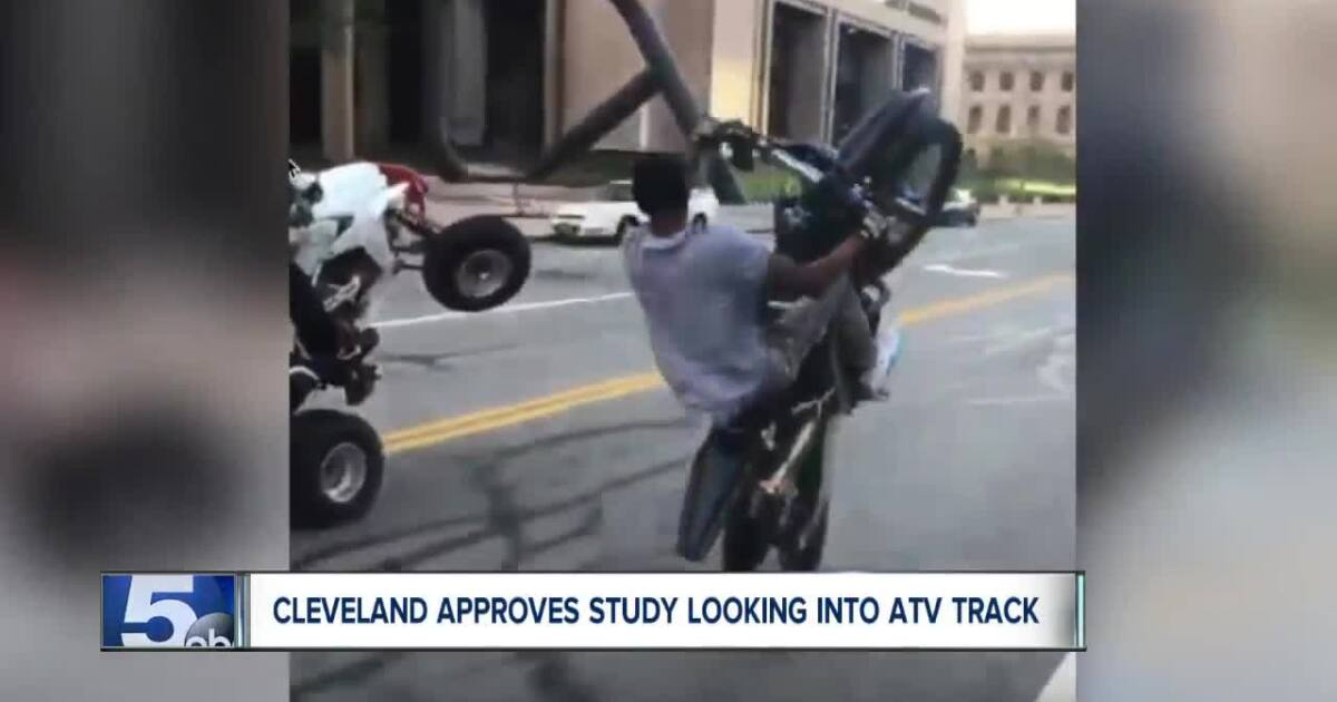 Cleveland council approves spending $155k to study feasibility of off-road vehicle track in city