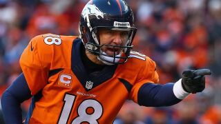 Positive step for Peyton Manning