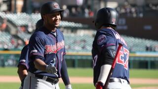 Jonathan_Schoop_Minnesota Twins v Detroit Tigers