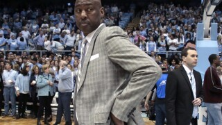 Wake Forest fires coach Danny Manning after losing stretch