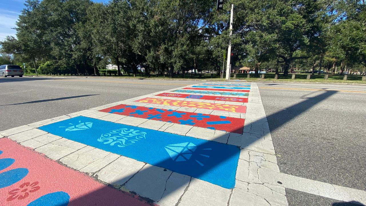 MacFarlane Park Elementary School  mural crosswalk.png