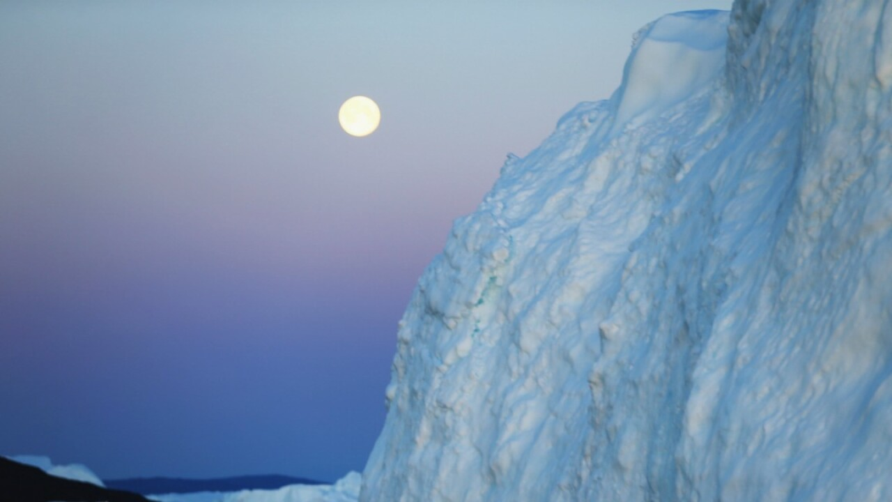Greenland ice melt off to record early start