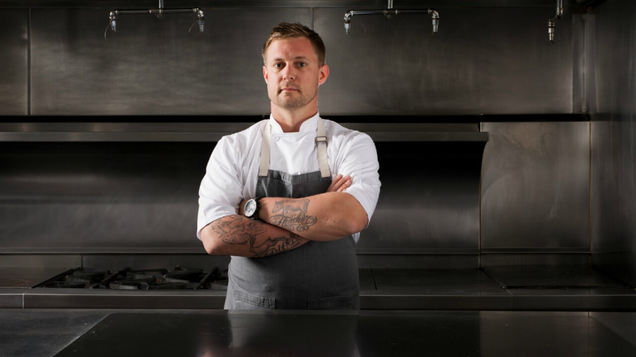 'Top Chef' Bryan Voltaggio to open Family Meal restaurant at Willow Lawn