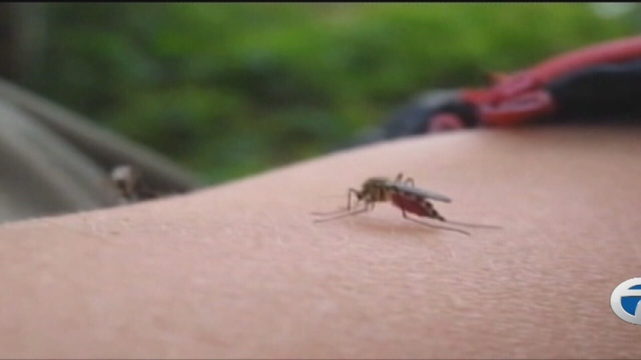West Nile Virus found in blood donated in Oakland County, health officials say