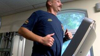 Tyler Adams, Delray Beach Firefighter