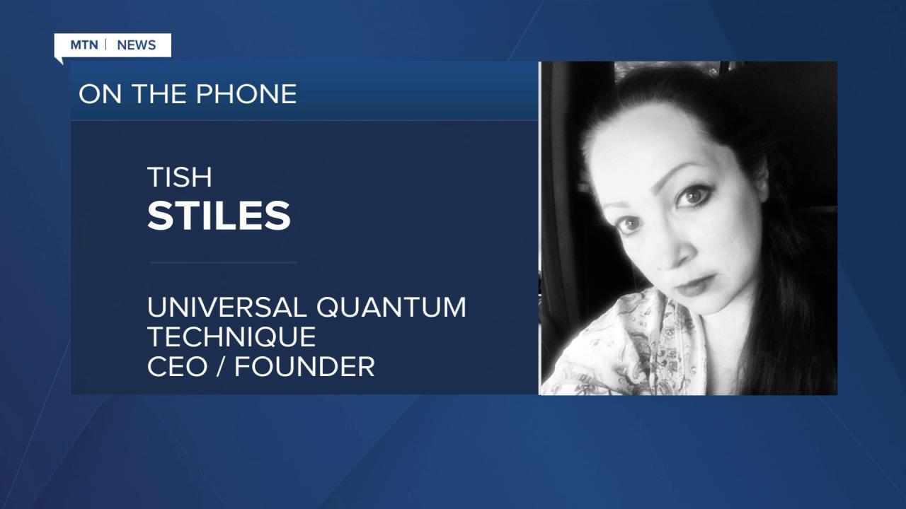 Tish Stiles, Universal Quantum Technique CEO