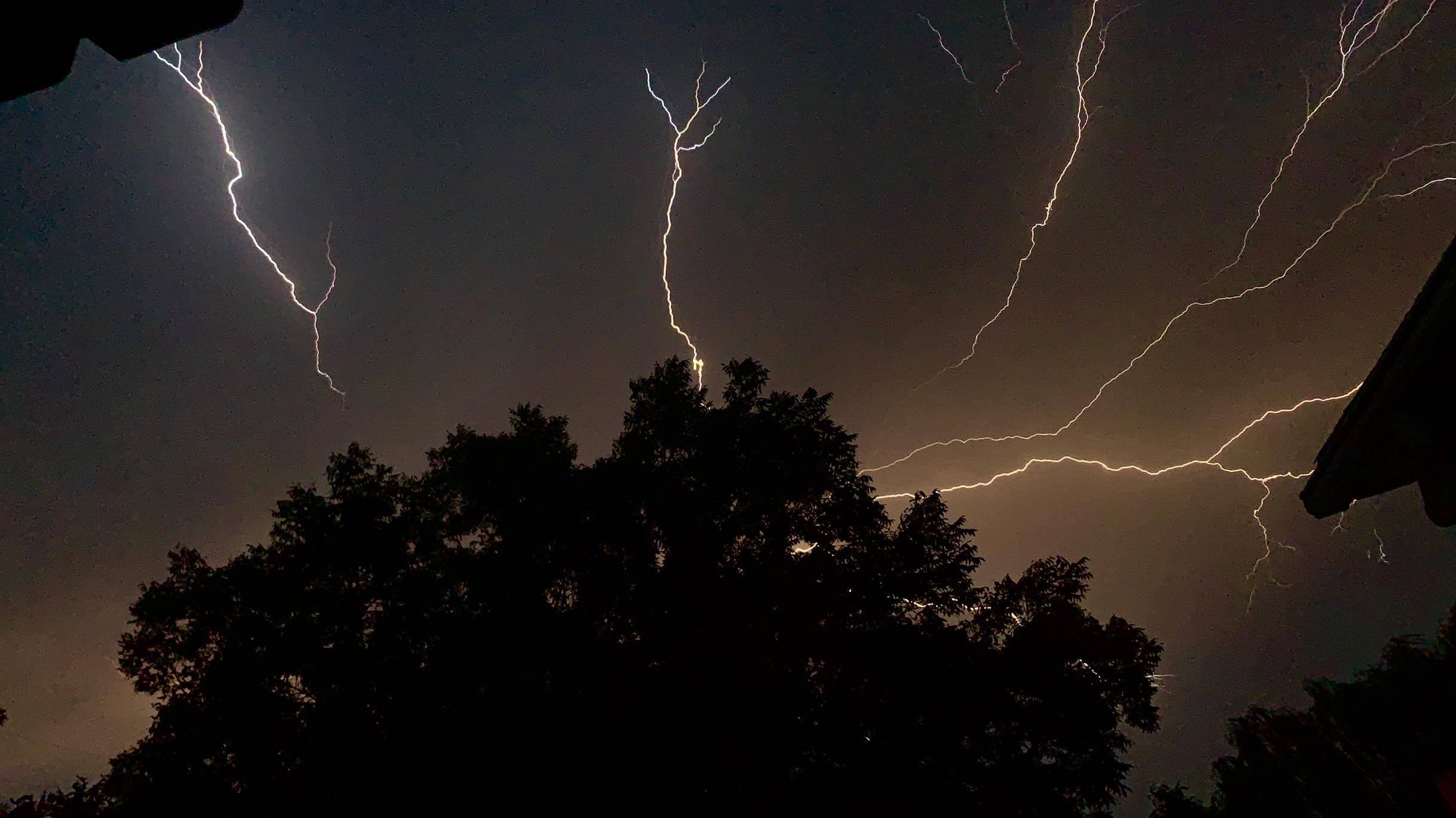 Photos: Photo gallery: August 20 severe weather