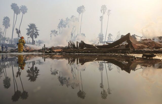 PHOTOS: Southern California fires char thousands of acres