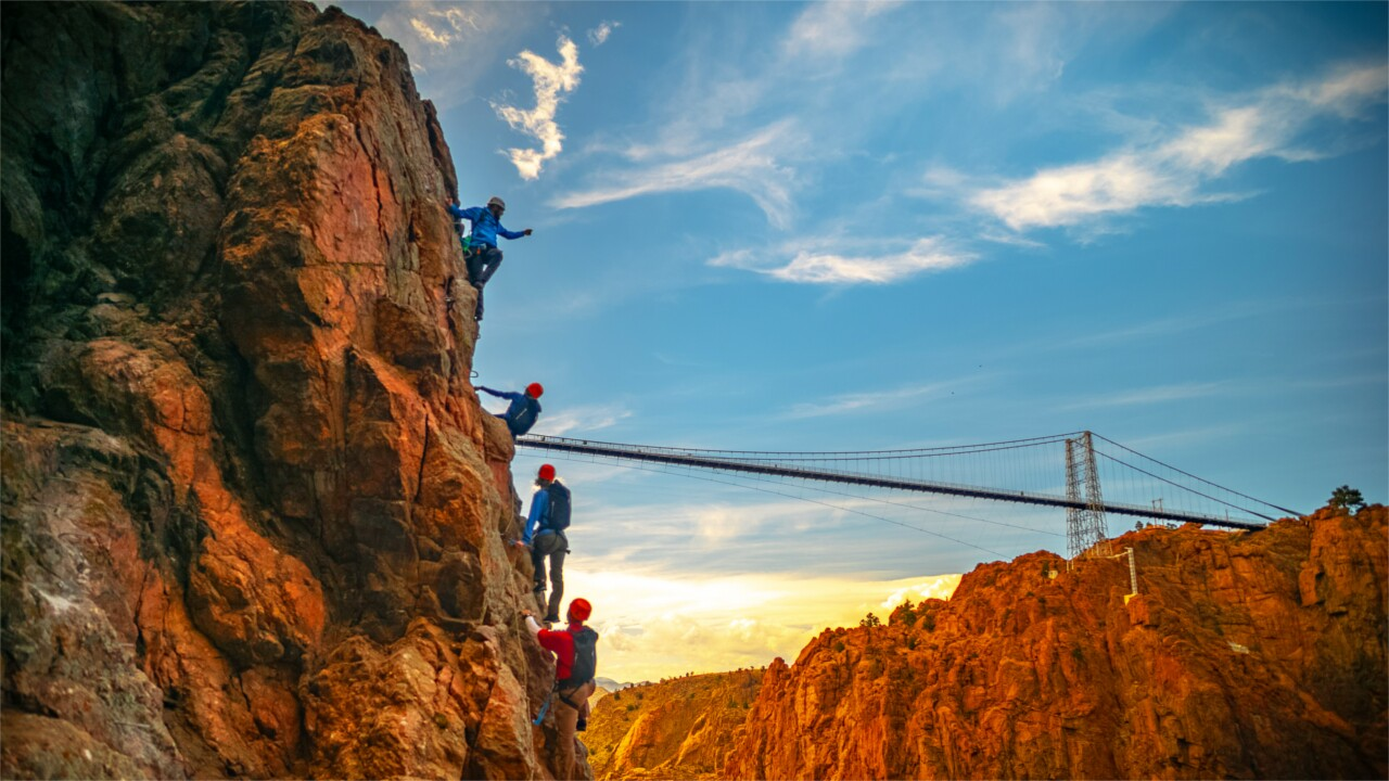 Royal Gorge Bridge Via Ferrata