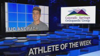 KOAA Athlete of the Week: Luc Andrada, Pueblo East Track