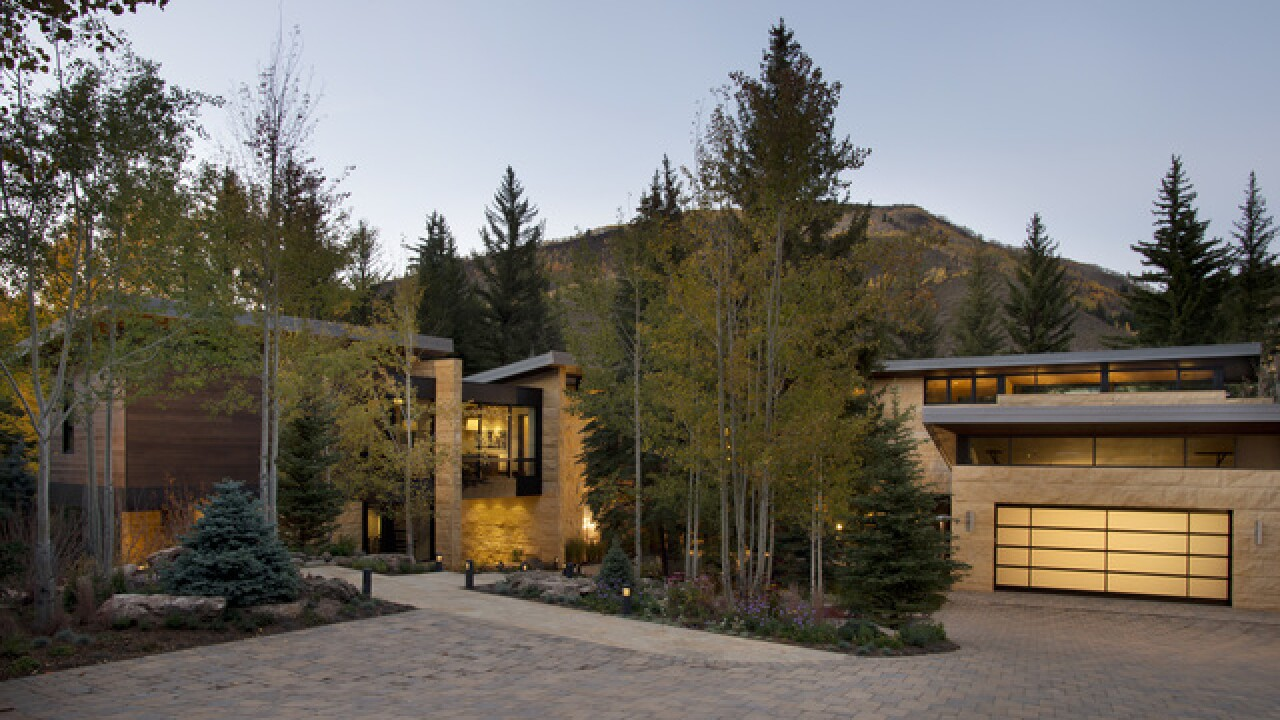 Colorado Dream Homes: This Vail home just went on the market for $34 million