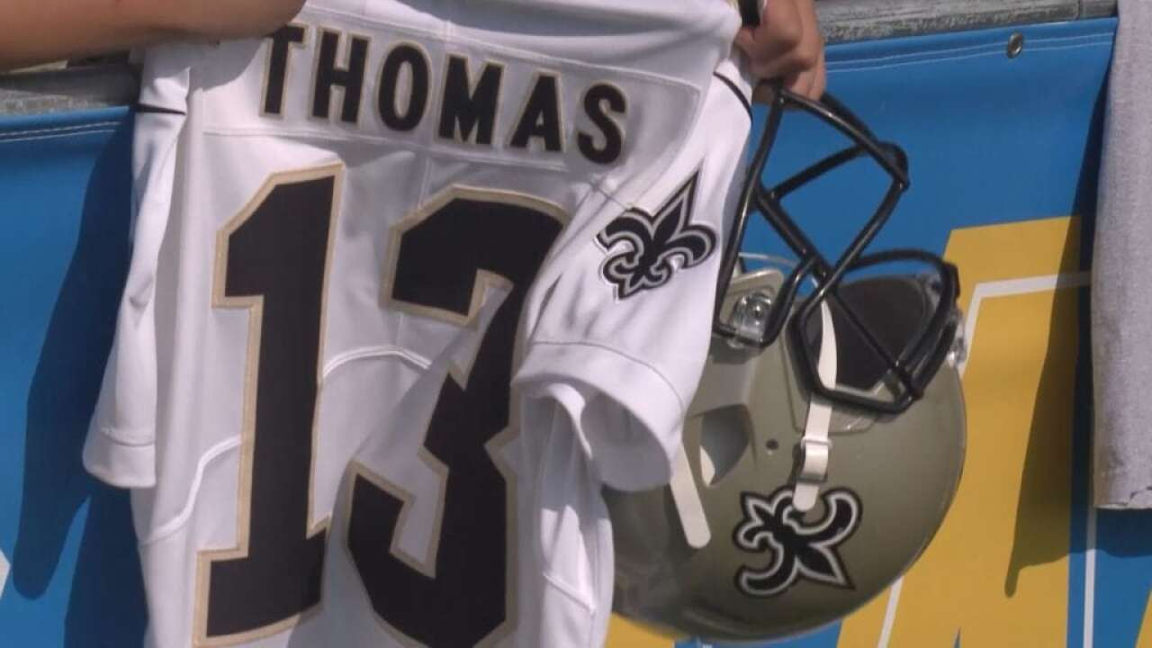 Saints and Chargers Host Joint Practices