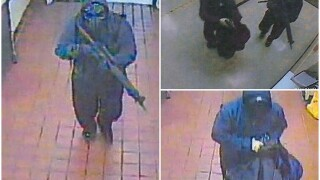 FBI looking for Payson casino robbery suspsects