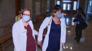 Doctors confront Governor Bill Lee.jpeg