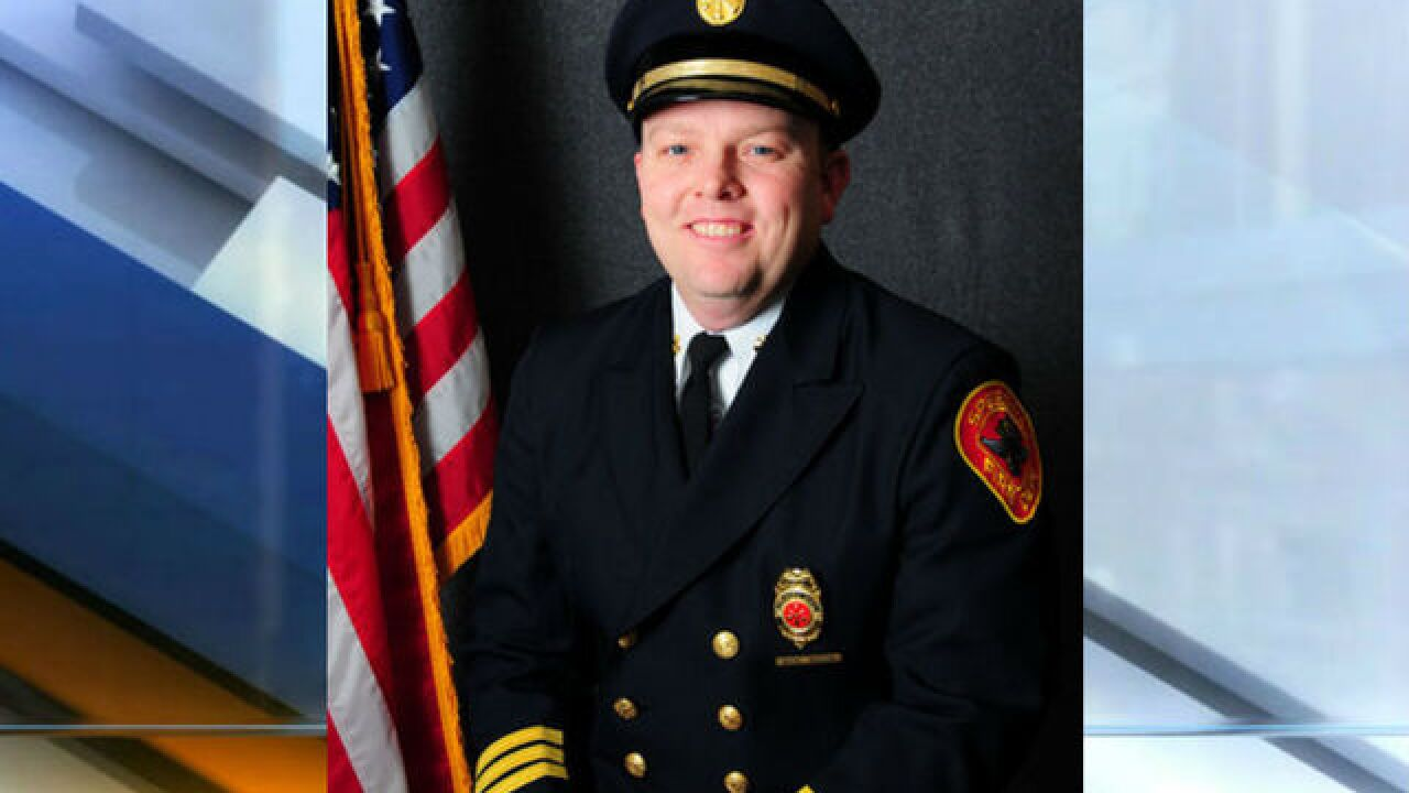 Former Speedway fire chief to keep pension