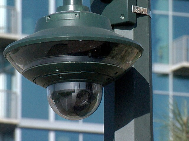 GALLERY: Surveillance cameras are watching your every move at Denver parks