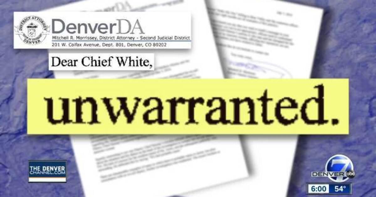 Former DA accuses Denver police of arresting innocent woman in ...