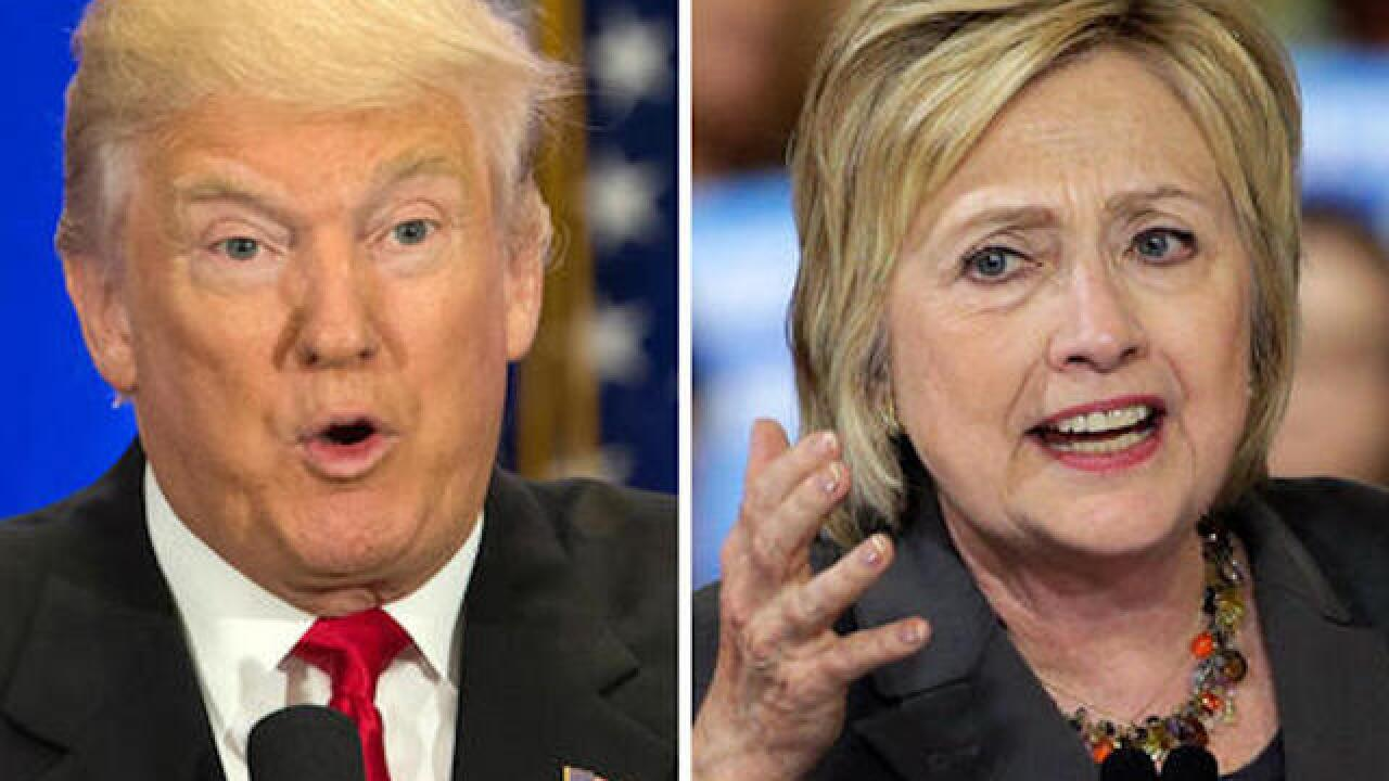 Clinton, Trump replaces Pokemon in online game