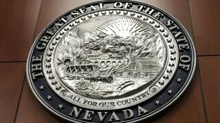Nevada legislature NV seal