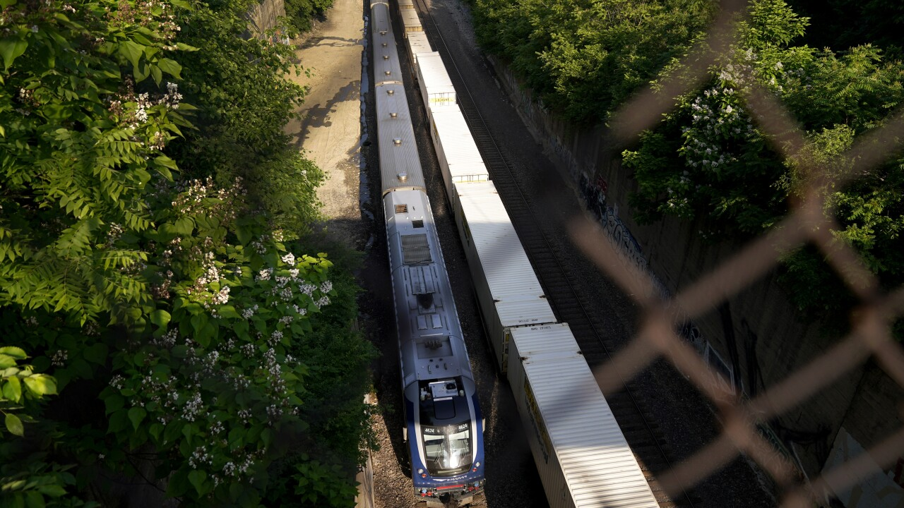 Passenger Rail Proposal