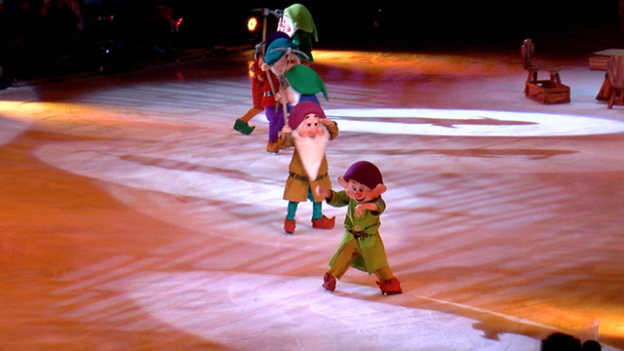 Looking for something to see this weekend? Disney on Ice returns to the KeyBank Center