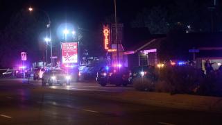 Lakewood motel shooting