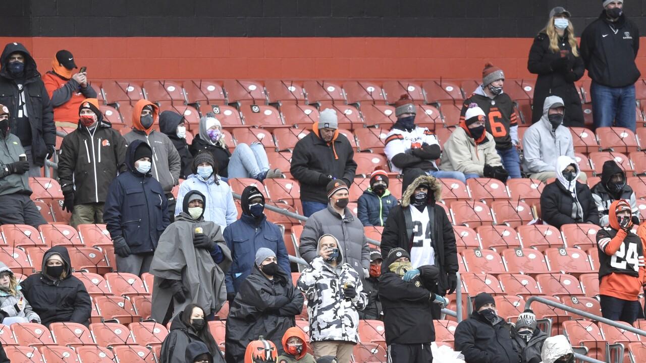 Raiders Browns Football