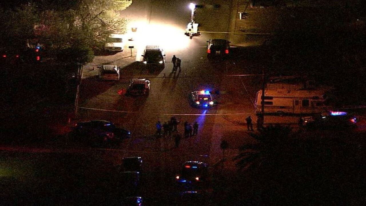 PD: Casa Grande officer involved in shooting