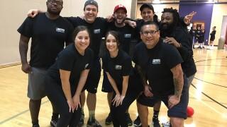 Dodgeball event raises money for kids in need