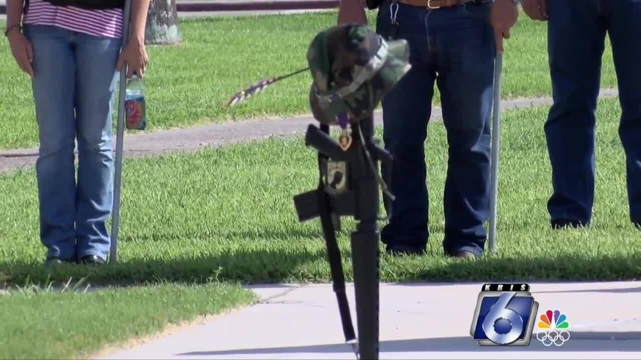 Memorial Day at Sherrill Veterans Memorial Park