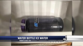 Fast Fix – Water Bottle IceWater