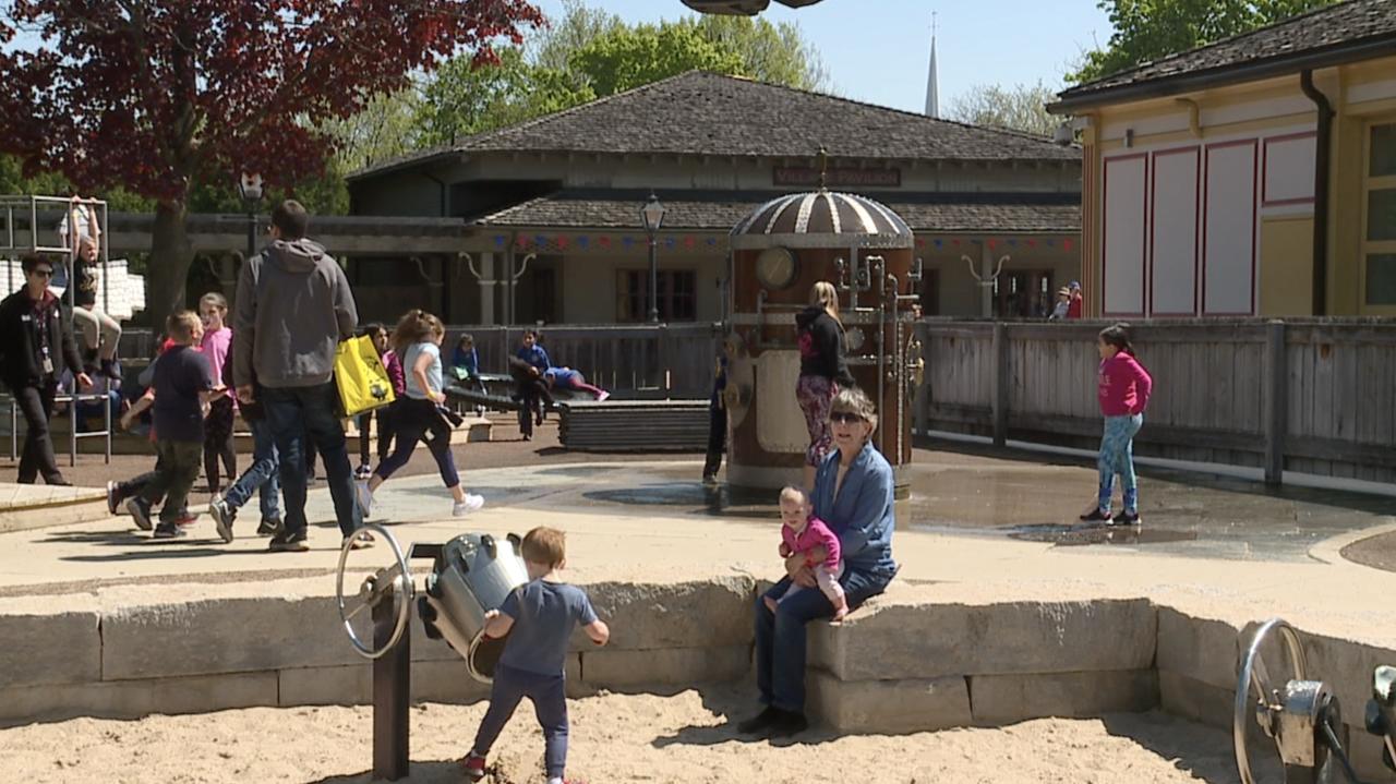 Greenfield Village Playground