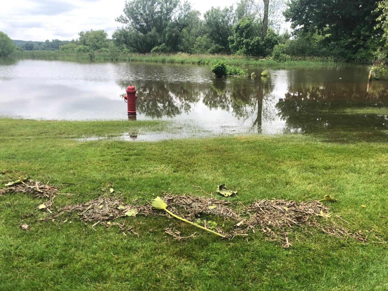 lake chippewa flooding 6