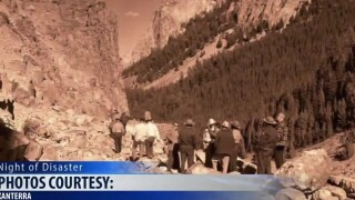 The night the world shook - III:  '59 quake changed landscape, structures and more in Yellowstone