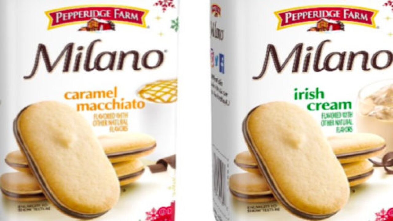 Milano Released 2 New Cookie Flavors Just In Time For The Holidays