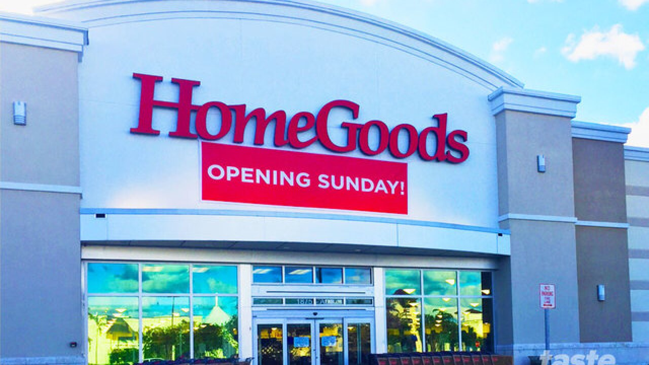 New HomeGoods set to open in West Palm Beach