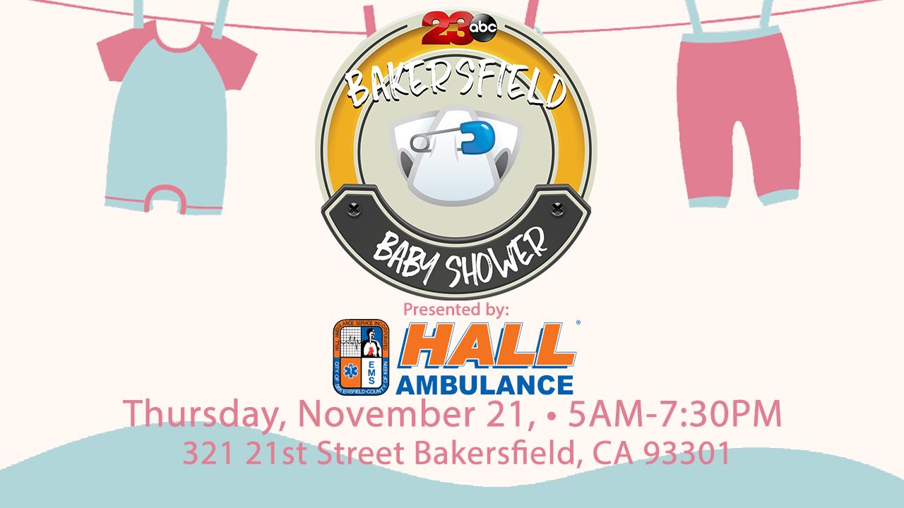Bakersfield Baby Shower