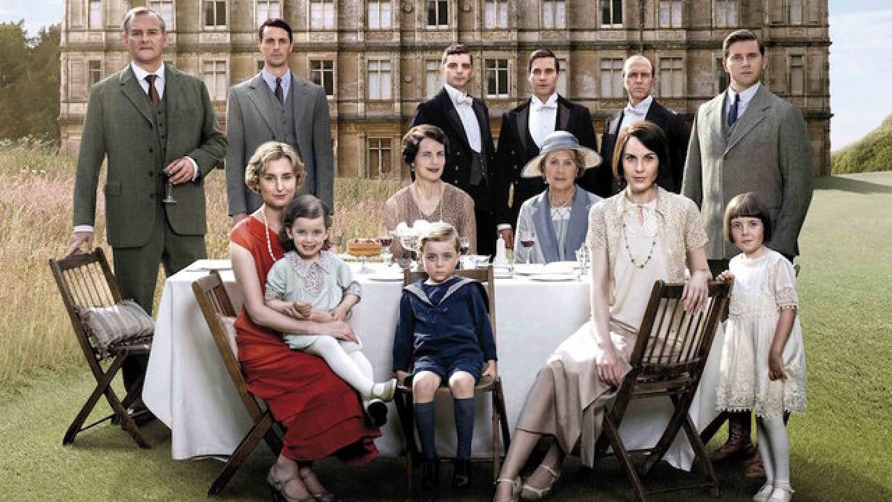 A 'Downton Abbey' movie is actually happening