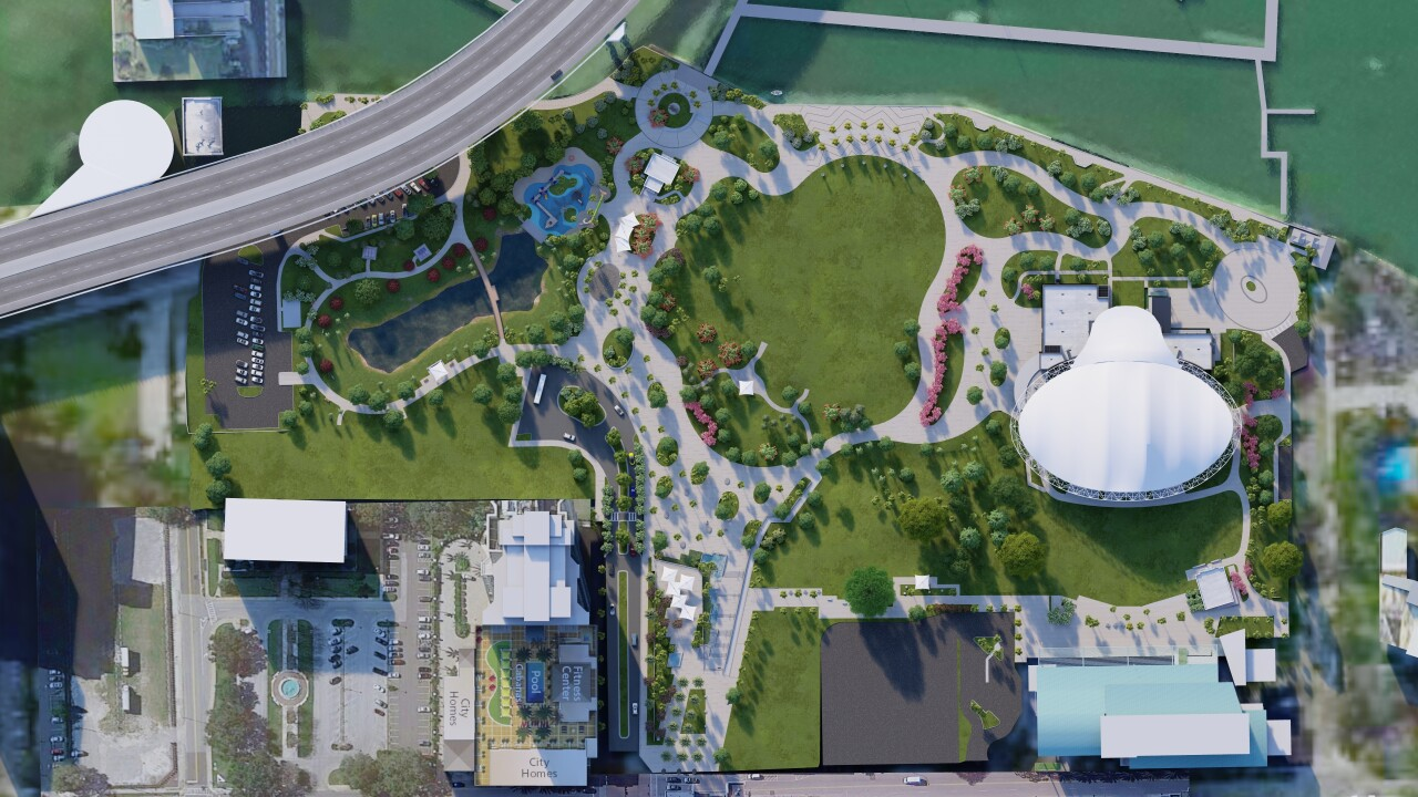 Imagine Clearwater Site Plan