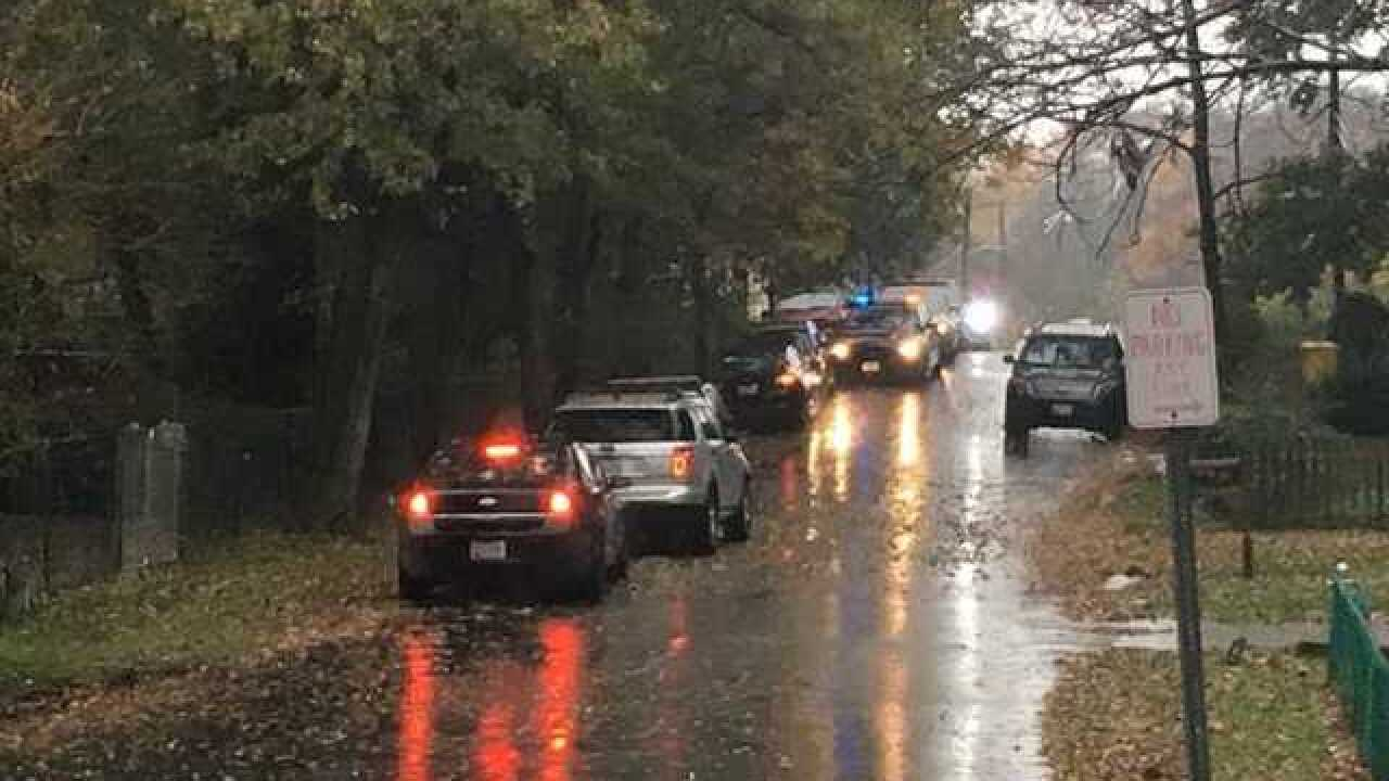 Man with gun killed in officer involved shooting